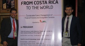 Participation in the World Forestry Congress (WFC), Durban