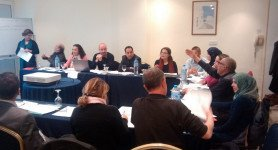 Defining national objectives of the new NBSAP in Algeria